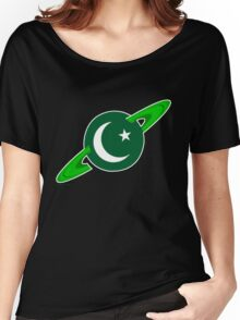Show you are a Pakistani Starfleet Hero Women's Relaxed Fit T-Shirt