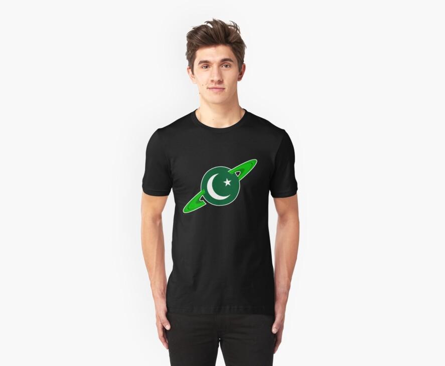 Show you are a Pakistani Starfleet Hero by Kenny Irwin
