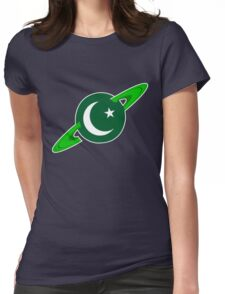 Show you are a Pakistani Starfleet Hero Womens Fitted T-Shirt