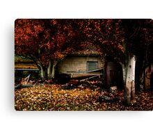 The Dairy Canvas Print