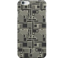 Ziggy Stardust  iPhone Case/Skin