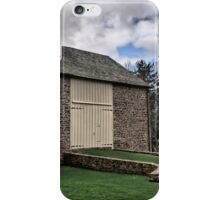 Amity Barn - NE Pennsylvania iPhone Case/Skin
