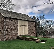 Amity Barn - NE Pennsylvania by DJ Florek