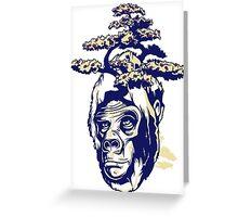 Growthilla Greeting Card