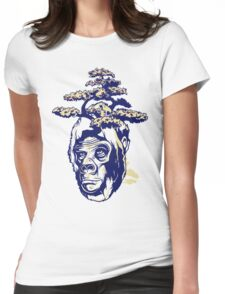 Growthilla Womens Fitted T-Shirt