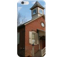 Amity School House iPhone Case/Skin