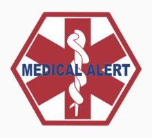 Medical alert ID tag 1 Kids Tee