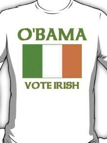 Vote Irish Vote Obama T-Shirt