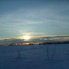 Winter sunset by Ana Belaj