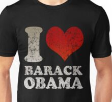 I love Barack Obama Unisex T-Shirt