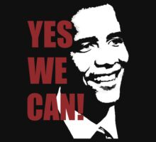 Yes We Can Obama  by barackobama