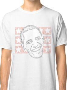 Obama Stars and Stripes Classic T-Shirt