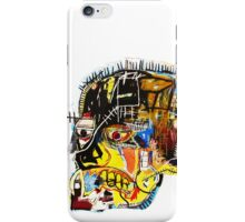 untitled head iPhone Case/Skin