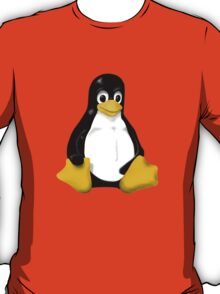 LINUX TUX THE PENGUIN KONTRA SIT T-Shirt