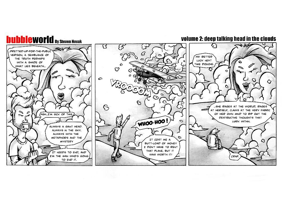 Bubbleworld Volume 2 by Steven Novak