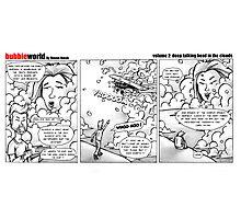 Bubbleworld Volume 2 Photographic Print