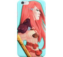 Ritz Malheur from Ivalice iPhone Case/Skin