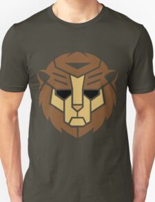 Lion Transformer Logo Retro T-Shirt