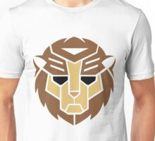 Lion Transformer Logo Retro Unisex T-Shirt