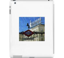 Puerta del Sol iPad Case/Skin