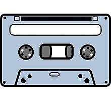 COMPACT CASETTE TAPE  Photographic Print