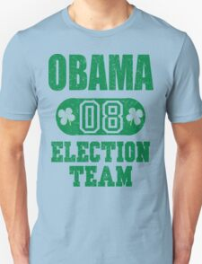 Obama Election Team 08 T-Shirt