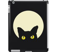 CAT FELINE HEAD iPad Case/Skin