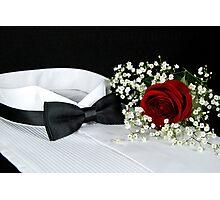 Tuxedo Night Photographic Print