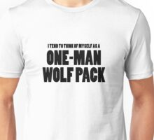 The Hangover - One-Man Wolf Pack Unisex T-Shirt