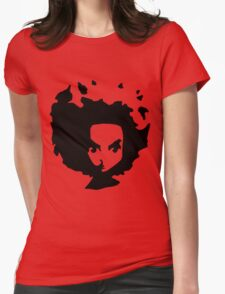 huey free man Womens Fitted T-Shirt