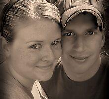 Bill and I by Erika Benoit