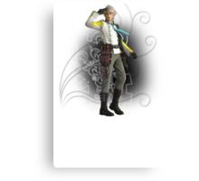 Final Fantasy XIII-2 - Hope Estheim Canvas Print