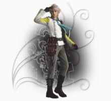 Final Fantasy XIII-2 - Hope Estheim T-Shirt