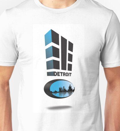"Detroit 313 ""Represent"" T-Shirt Unisex T-Shirt"