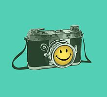 Smiley camera by chyworks