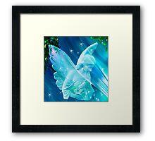 I Hope You Dance ~ Angel Framed Print