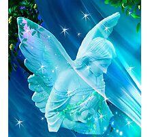 I Hope You Dance ~ Angel Photographic Print
