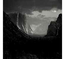 Yosemite Nights Photographic Print