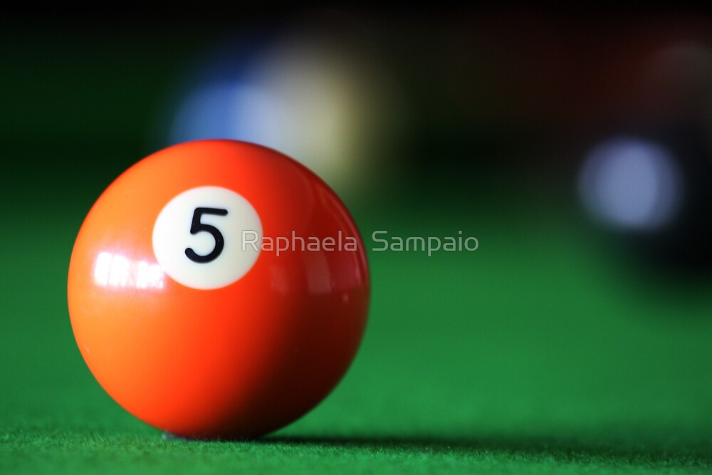 5 ball by Raphaela  Sampaio