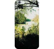 In the woods 2 iPhone Case/Skin