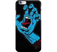 Santa Cruz Screaming Hand iPhone Case/Skin