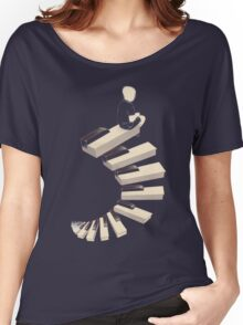 Endless tune Women's Relaxed Fit T-Shirt