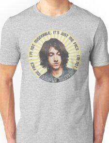 Alex Turner - I'm Not Miserable  Unisex T-Shirt