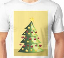 Christmas tree interior 2 Unisex T-Shirt