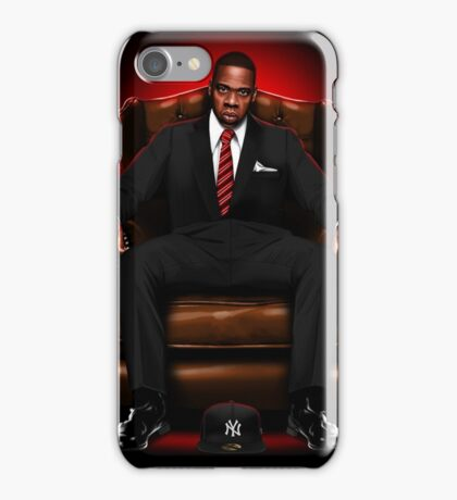 JAY-Z BROOKLYN'S FINEST iPhone Case/Skin