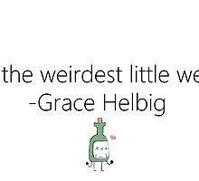 Weirdest Little Weird by CharlotteBruce