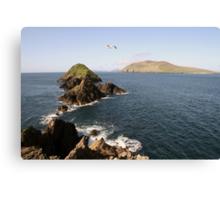 Dingle sea view Canvas Print