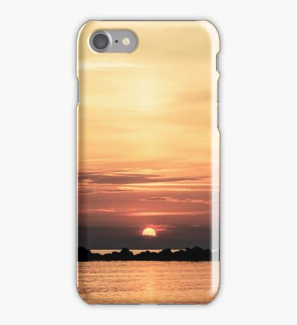 Another Earth - Sunrise on the sea  iPhone Case/Skin