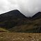 Cloudy day on Carrauntoohil by John Quinn