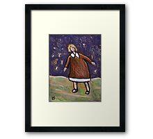The Fairy Dance Framed Print